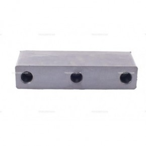 TAMPONE PARACOLPI 300 x 100 x 80 mm | Tamponi paracolpo | Ricambi veicoli industriali | Truckest.com