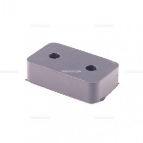 TAMPONE IN GOMMA 50 x 30 x 13mm | Tamponi paracolpo | Ricambi veicoli industriali | Truckest.com