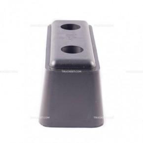 TAMPONE PARACOLPI 195 x 80 x 80mm | Tamponi paracolpo | Ricambi veicoli industriali | Truckest.com