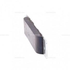 TAMPONE CON BASE IN FERRO 210 x 43 x 20mm   Tamponi paracolpo   Ricambi veicoli industriali   Truckest.com