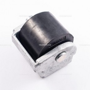 Paracolpo a rullo singolo L: 135mm | Paracolpi a rullo | Ricambi veicoli industriali | Truckest.com