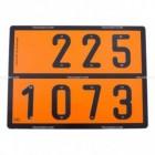 Pannello ADR Ossigeno liquido   Cartelli ADR   Ricambi veicoli industriali   Truckest.com