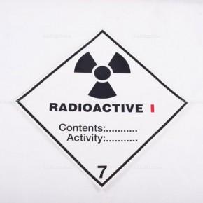 Adesivo ADR classe 7/A - Radioattivi | Adesivi | Ricambi veicoli industriali | Truckest.com