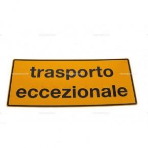 Cartello bifacciale in alluminio CL. 2 900x400   Cartelli   Ricambi veicoli industriali   Truckest.com