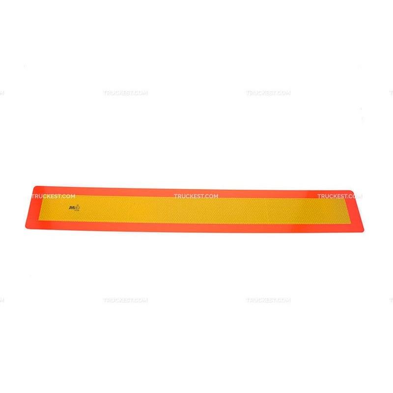 Cartello alluminio rimorchio | Cartelli | Ricambi veicoli industriali | Truckest.com