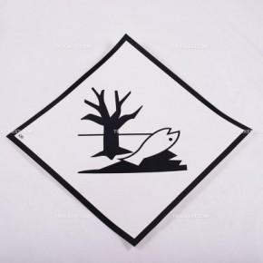 Adesivo ADR materie pericolose per l'ambiente   Adesivi   Ricambi veicoli industriali   Truckest.com