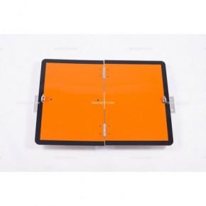 Cartello in alluminio pieghevole - classe 2 | Cartelli ADR | Ricambi veicoli industriali | Truckest.com