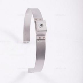 Collare inox per tubo H: 200mm   Componenti pannellistica   Ricambi veicoli industriali   Truckest.com