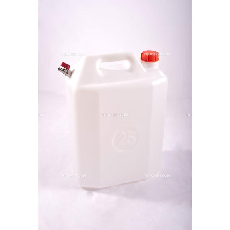 Tanica PVC 25L senza telaio | Taniche | Ricambi veicoli industriali | Truckest.com