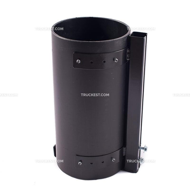 PORTAESTINTORE IN FERRO E PVC diametro 200mm | Portaestintori | Ricambi veicoli industriali | Truckest.com