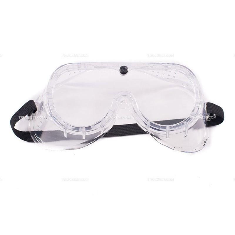 Occhiali protettivi a copertura totale | Sicurezza | Ricambi veicoli industriali | Truckest.com