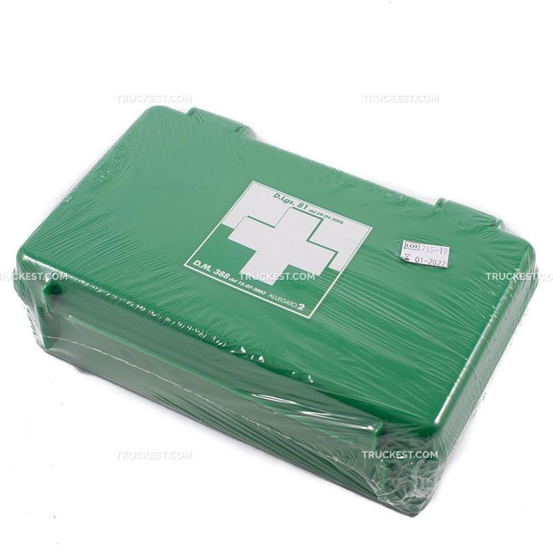 Cassetta pronto soccorso | Sicurezza | Ricambi veicoli industriali | Truckest.com
