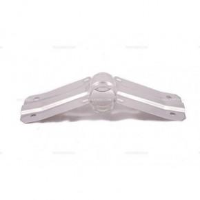 STAFFA PER  PARAFANGHI INOX LISCIO D.54 | Supporti per parafango | Ricambi veicoli industriali | Truckest.com