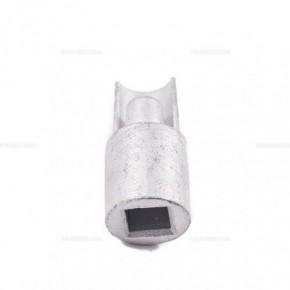 Boccola inferiore tenditore Ø 27mm con innesto quadrato   Accessori per telonati   Ricambi veicoli industriali   Truckest.com