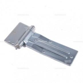 Cerniera zincata L: 240mm con perno ingrassatore | Accessori per furgonature | Ricambi veicoli industriali | Truckest.com