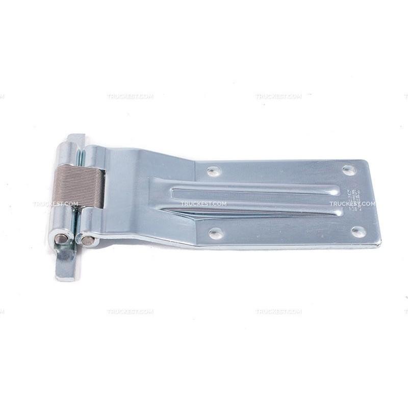 Cerniera zincata doppio snodo L: 245mm | Accessori per furgonature | Ricambi veicoli industriali | Truckest.com