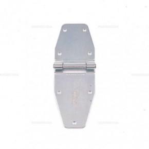 Cerniera zincata con perno inox L: 214mm   Accessori per furgonature   Ricambi veicoli industriali   Truckest.com