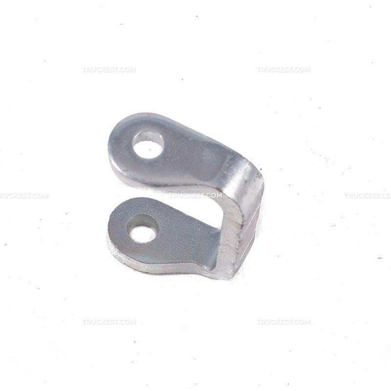 Cardine zincato ad U per braccio da 280mm | Accessori per furgonature | Ricambi veicoli industriali | Truckest.com