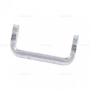 Cardine zincato a U per braccio da 262mm   Accessori per furgonature   Ricambi veicoli industriali   Truckest.com