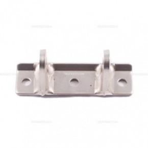 Cardine inox a base piana per braccio da 280mm   Accessori per furgonature   Ricambi veicoli industriali   Truckest.com