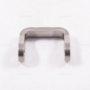 Cardine inox a U per braccio da 280mm   Accessori per furgonature   Ricambi veicoli industriali   Truckest.com