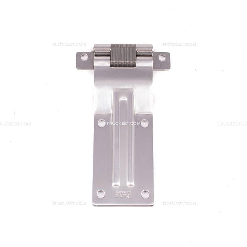 Cerniera inox con doppio snodo L: 245mm | Accessori per furgonature | Ricambi veicoli industriali | Truckest.com
