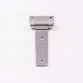 Cerniera inox L: 135mm | Accessori per furgonature | Ricambi veicoli industriali | Truckest.com