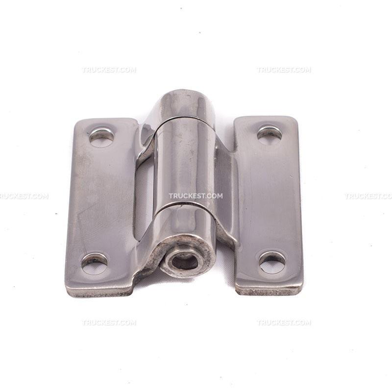 Cerniera inox L: 60mm con perno | Accessori per furgonature | Ricambi veicoli industriali | Truckest.com