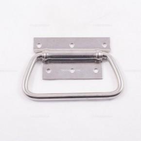 Maniglia tiraporta zincata con molla | Accessori per furgonature | Ricambi veicoli industriali | Truckest.com