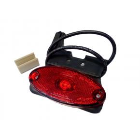 FANALINO LED ROSSO 24V | Fanalini | Ricambi veicoli industriali | Truckest.com
