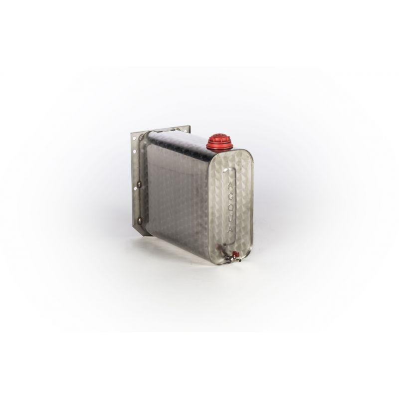 Tanica acqua da 25L in acciaio inox fiorettato   Taniche   Ricambi veicoli industriali   Truckest.com