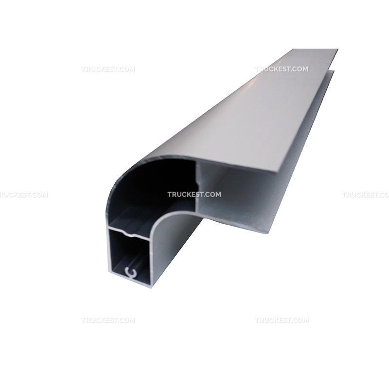 CANTONALE IN ALLUMINIO H: 500mm PER PARABICI | Protezioni laterali | Ricambi veicoli industriali | Truckest.com