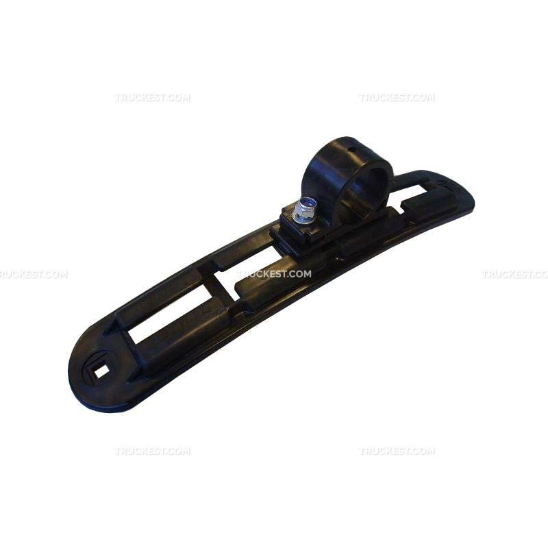 Staffa regolabile in PA6 ø 42 | Supporti per parafango | Ricambi veicoli industriali | Truckest.com