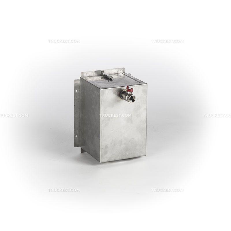 Vasca inox per liquami | Cassette e accessori | Ricambi veicoli industriali | Truckest.com